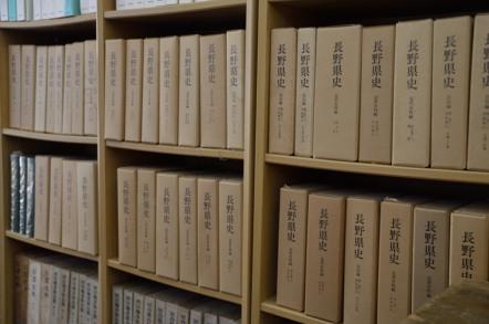 旧木沢小学校 蔵書