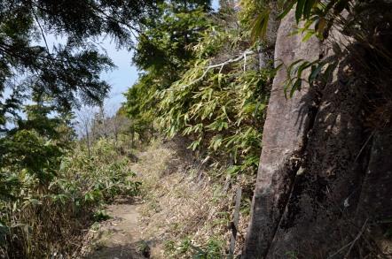 白草山 三ツ岩