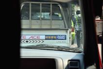 ヤンゴン タクシー