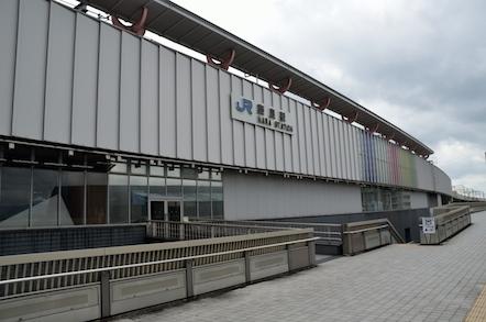 JR奈良駅 西口