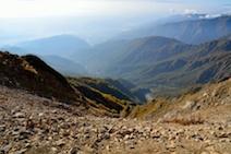 三国境 小蓮華山