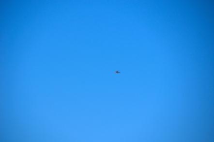 小蓮華山 ヘリコプター