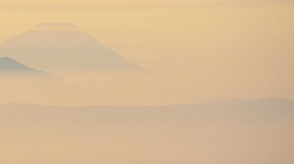 富士山 美ヶ原高原