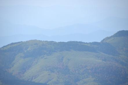 白草山 箱岩山