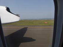 ANA 361便 ボンバルディア DHC-8-Q400