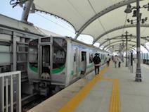 仙台空港アクセス線 仙台空港駅