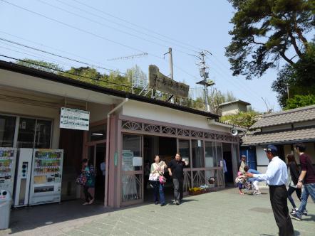 仙石線 松島海岸駅