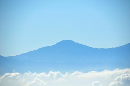 木曽駒ヶ岳 千畳敷カールからの南アルプス 北岳