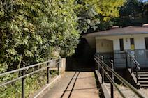 細野キャンプ場 トイレ