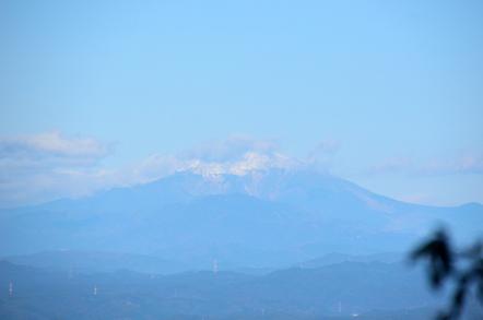 弥勒山 山頂からの眺め