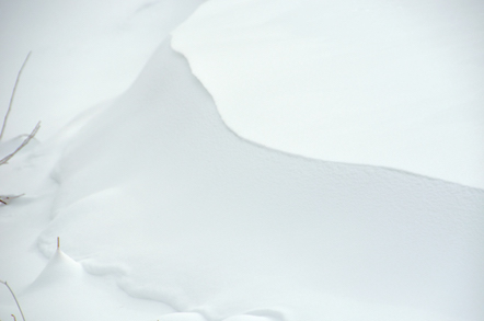 霧ヶ峰 八島ヶ原湿原 スノーシュー