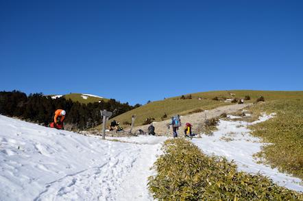 萬岳荘〜富士見台高原