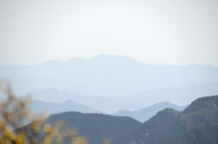 恵那山 富士見台