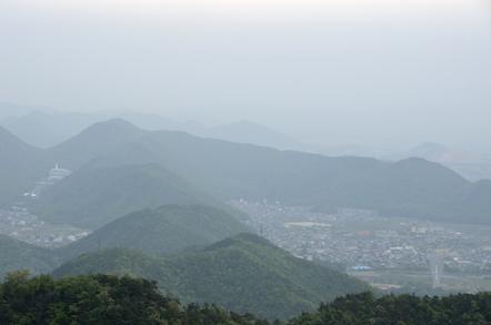 百々ヶ峰 山頂