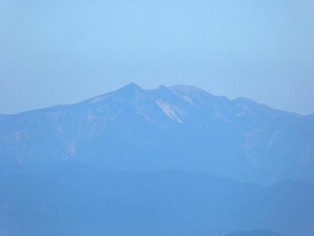 御嶽山 小坂口ルート 乗鞍岳