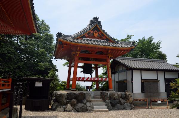 龍泉寺 鐘楼堂