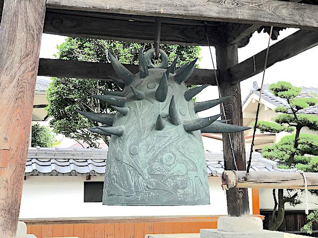 久国寺 岡本太郎 歓喜の鐘
