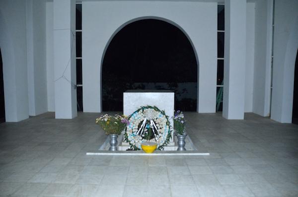 ミャンマー ヤンゴン 日本人墓地