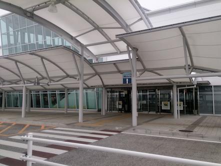 富士山静岡空港 ターミナルビル