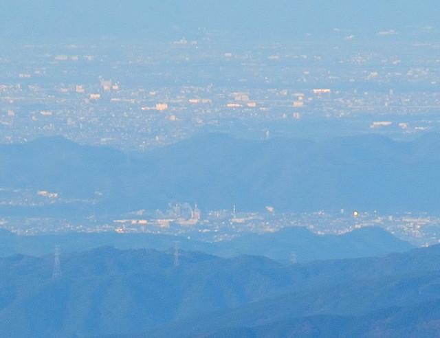 空木岳 山頂からの眺め 若い太陽の塔