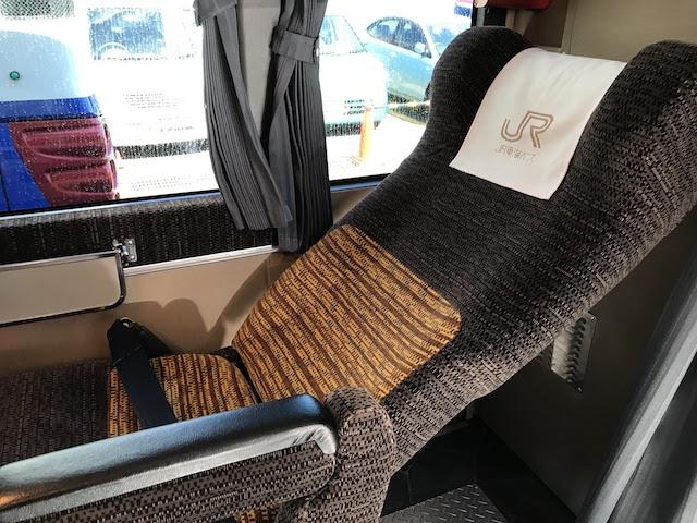 JR東海バス 2階建 ドリームなごや号