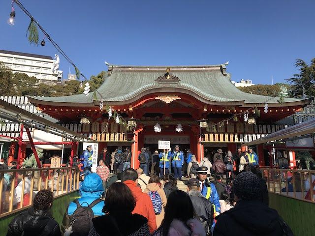 神戸市 生田神社