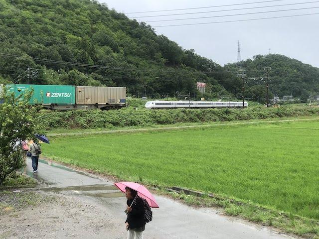 岩脇蒸気機関車避難壕