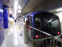 東京モノレール 羽田空港第2ビル駅