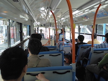 BRT 大船渡行き