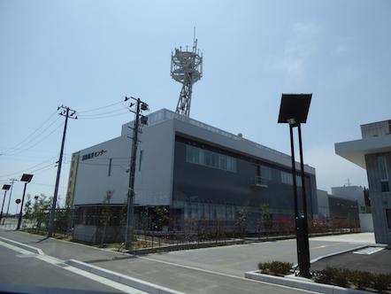 陸前高田市 消防防災センター