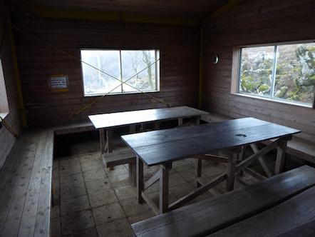 藤原山荘 室内