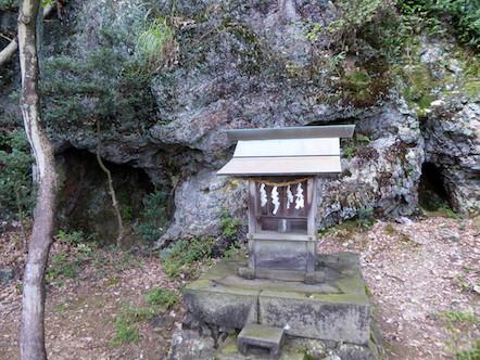 愛宕神社 奥宮