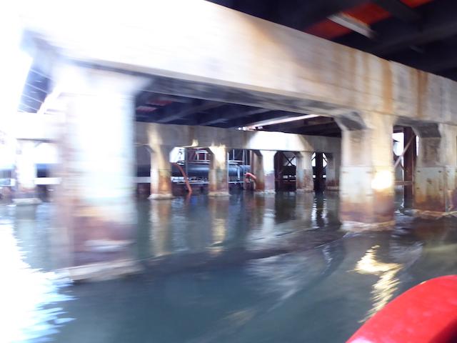 中川運河 運河橋