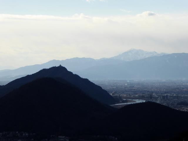 芥見権現山からの眺め