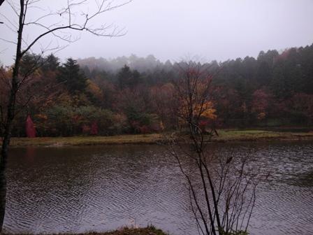 段戸湖 愛知県設楽町