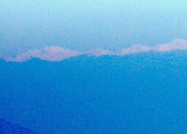錫杖ヶ岳 山頂からの眺め 槍ヶ岳 奥穂高岳