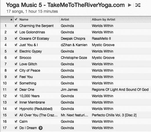 YogaMusicTakeMeToTheRiverYoga5