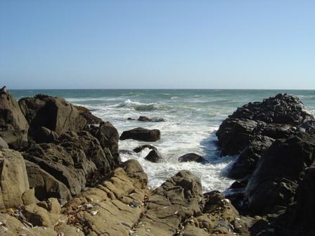 pacific coast highway, pacific ocean