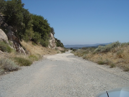 Old Ridge Route, Abandoned Road into Los Angeles