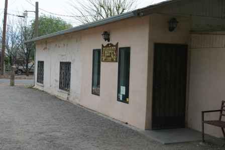 Chope's Town Cafe Restaurant & Bar, La Mesa New Mexico