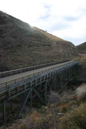 Percha Creek Bridge, New Mexico