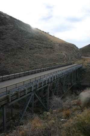 Percha Creek Bridge, New Mexico