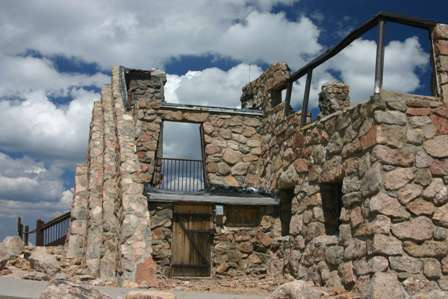 Crest House, Mt. Evans Colorado