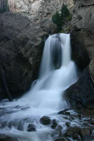 Boulder Falls, Boulder Colorado