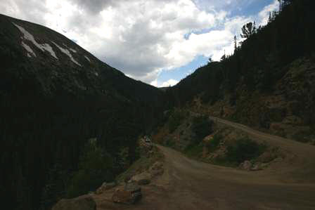 old Fall River Road, Rocky Mountain National Park (RMNP)