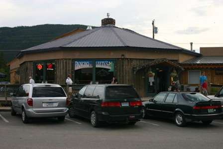 Pancho & Lefty's Restaurant, Grand Lake CO