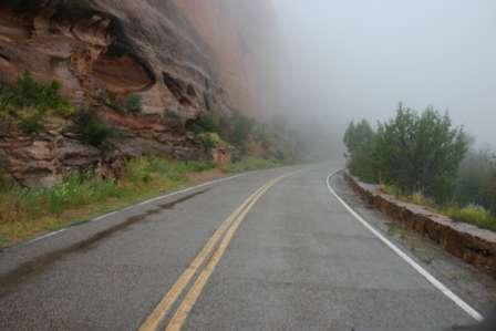 Colorado National Monument, Rim Rock Drive