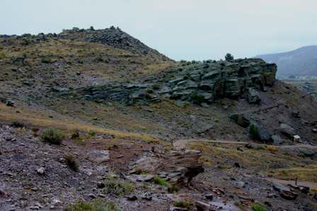Dinosaur Hill, Fruita Colorado