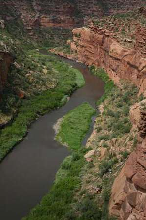 Dolores River, Unaweep / Tabeguache Scenic Byway
