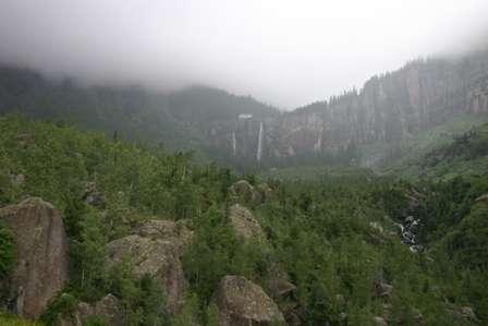 Telluride, Bridal Veil Falls